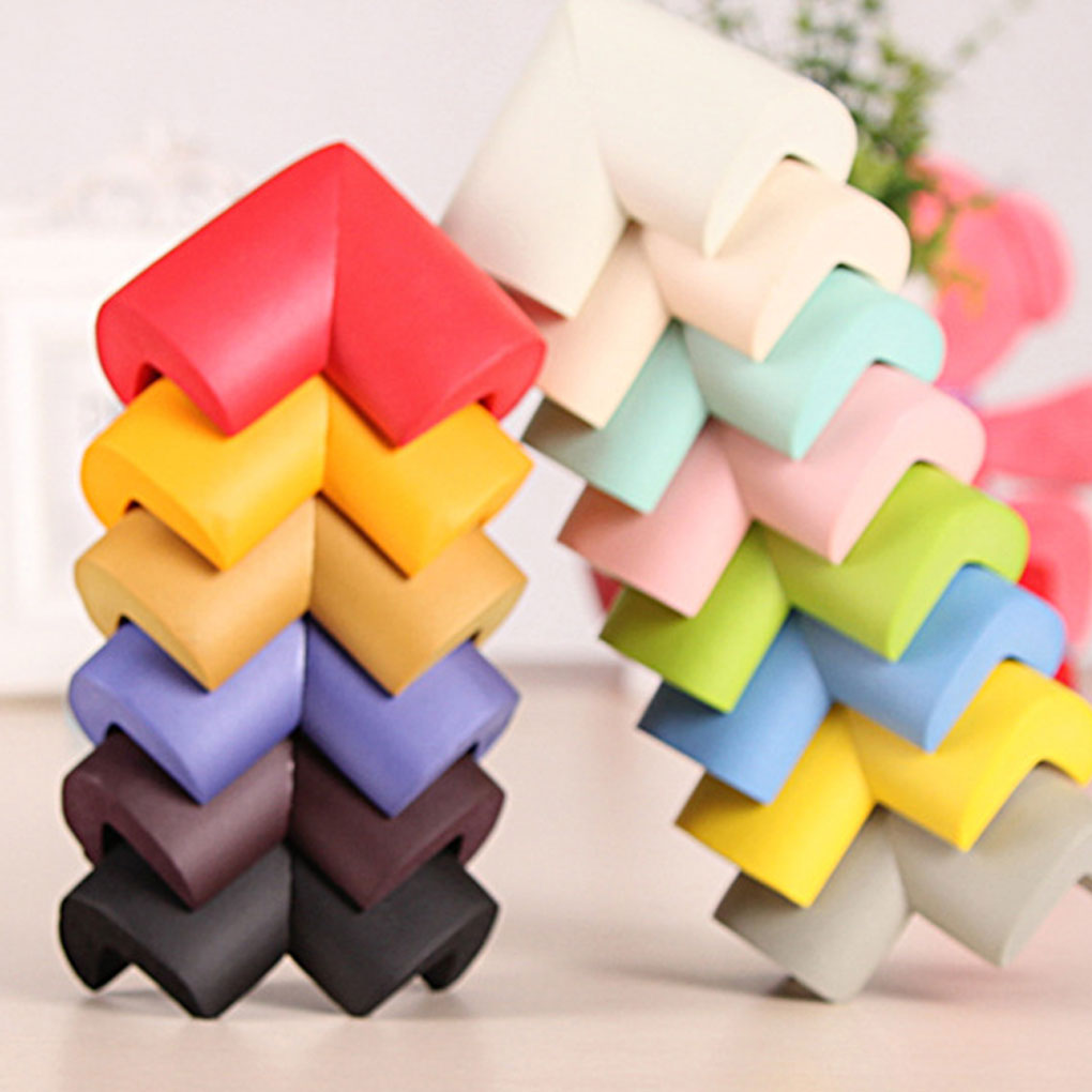 10pcs Soft Baby Corner Protector Shock Absorbing Baby Proofing Corner Guard Extra Thick Corner Protector