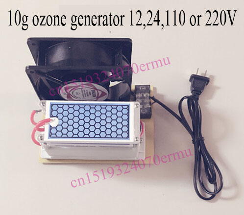 Free shipping 10G/h multifunction ozone generator air purification 110 or 220V With timer car or home use цены