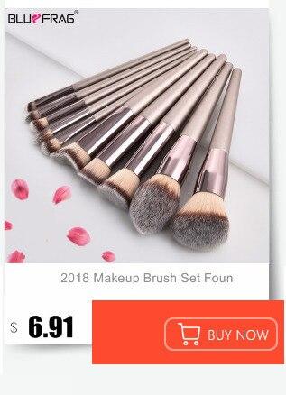 Sombra Delineador Lip Make up Escova Ferramentas de Beleza Maquiagem
