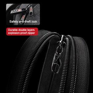 Image 2 - Tigernu男性のバックパックバッグブランド15.6インチのラップトップノートブックmochila男性のための防滴バックパックバッグ学校のバックパック女性