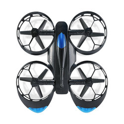 Wheel-Shaped Foldable Drone JJRC H45 Quadcopter BOGIE WIFI FPV 720P Camera