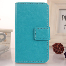 LINGWUZHE Mobile Phone Cover Protector Accessory PU Leather Flip Book Design Wallet Case For Newsmy Newman N2