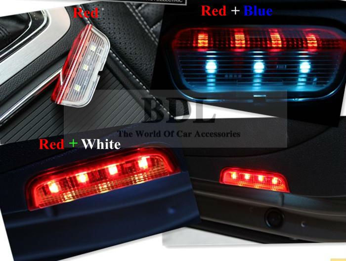 Error LED Door Warning Loght VW GOLF GTI JETTA MK5 MK6 CC TIGUAN Passat B6 B7 3 Color Available - SHENZHEN MAUTOC CO.,LTD store