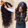 Glueless Silk Top Full Lace Wigs Virgin Brazilian Silk Base Wigs Body Wave Silk Top Lace Front Human Hair Wigs For Black Women