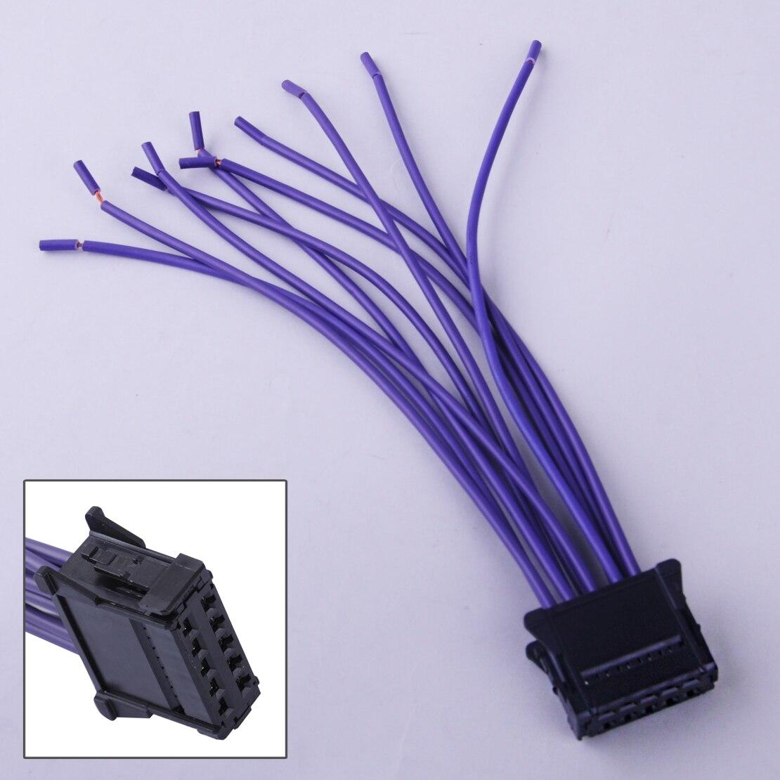 Beler Heater Blower Resistor Wiring Loom Harness Repair Fit For Renault Megane Grand Scenic Mk2