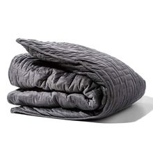 Хлопок, утяжеленное одеяло, гравитационное одеяло, одеяло для сна, для помощи при давлении, одеяло для сна