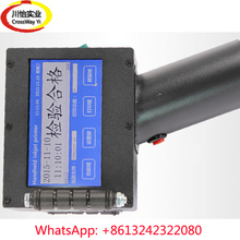 Portable Expiry Date Continue Handheld Inkjet Code Printer