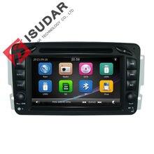 2 Din 7 Pulgadas de Coches Reproductor de DVD Para Mercedes/Benz/CLK/W209/W203/W168/W208/W463/W170/Vaneo/Viano/Vito/E210/C208 Canbus GPS FM Radio