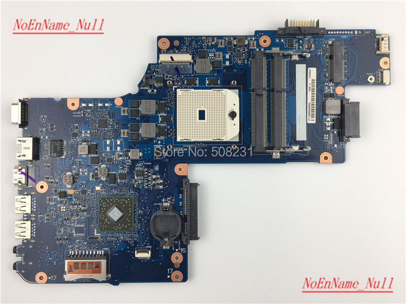 Free shipping,For Toshiba Satellite L850D L855D C850 C855D C850D series motherboard PLAC/CSAC UMA MAIN BOARD,Fully Tested !