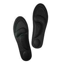 2018 New Men Insoles Flat Feet Arch Support Memory Foam Insole Shoe Pad Comfort Accessory WML99(China)