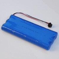 14,4 В Перезаряжаемые Ni-MH блок батарей SC пылесос 3500 мАч Для Ecovacs Deebot D54 D56 D58 Deepoo 540 550 560 570 580 543