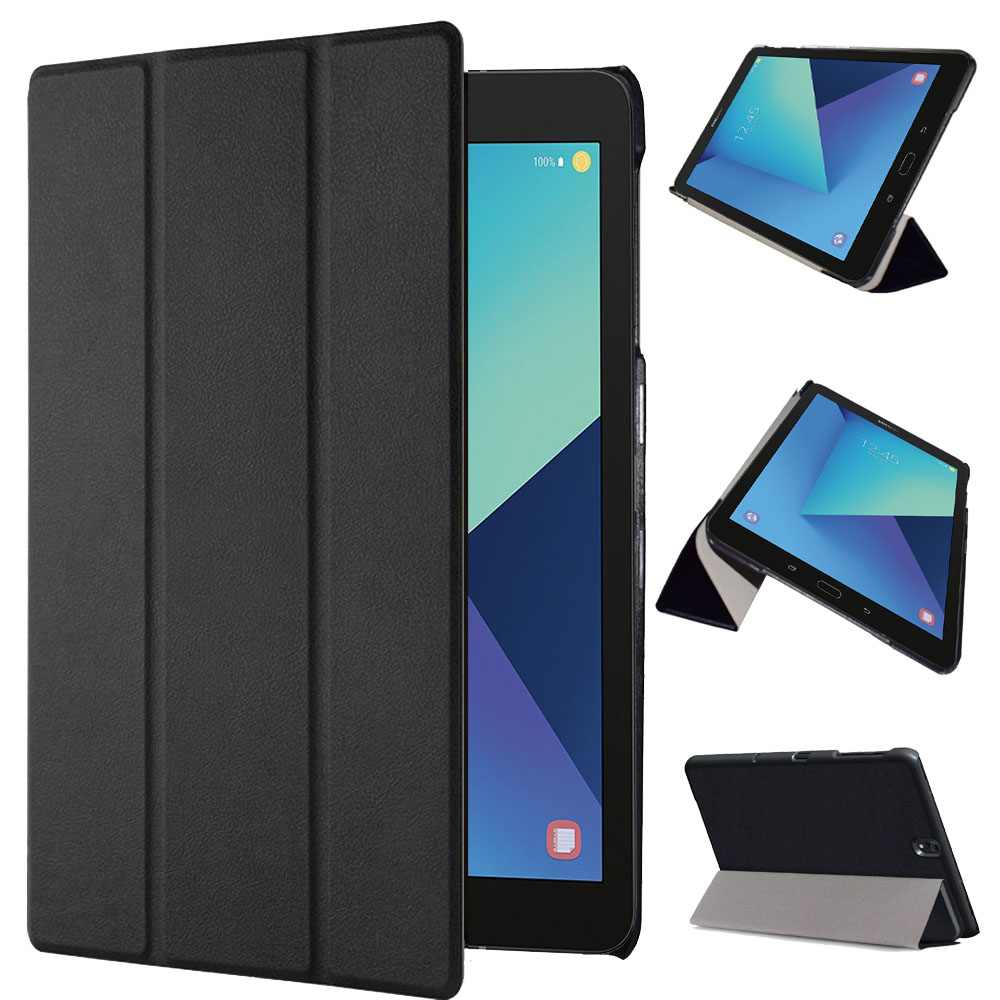 For Tab S3 9.7 SM T820 T825 Smart Cover Case, Slim Light Flip Folio Cover Stand Shell Case For Samsung Galaxy Tab S3 9.7\'