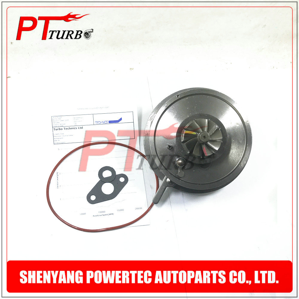 Turbo charger BV39 CHRA for Renault Megane III 1.5 DCI K9K Euro 5 5T 106HP / 78KW - Cartridge turbine 54399880127 / 54399700127