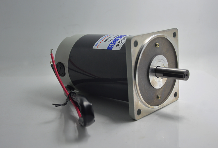 120W adjustable speed DC motor 24VDC3000 motor with high torque and high speed motorHigh speed can be reversible speed120W adjustable speed DC motor 24VDC3000 motor with high torque and high speed motorHigh speed can be reversible speed