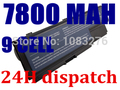 7800MAH laptop battery For Acer Aspire 5520 5720 5920 6920 6920G 7520 7720 7720G 7720Z AS07B31 AS07B41 AS07B42 AS07B72