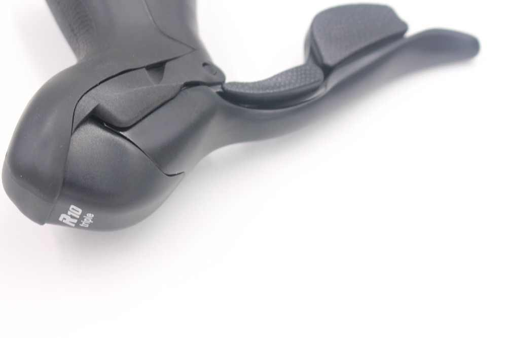 Micronew двойные рычаги управления дорожные переключатели передач велосипеда тройной 10 скоростей для Shimano 105 5700 Tiagra 4600