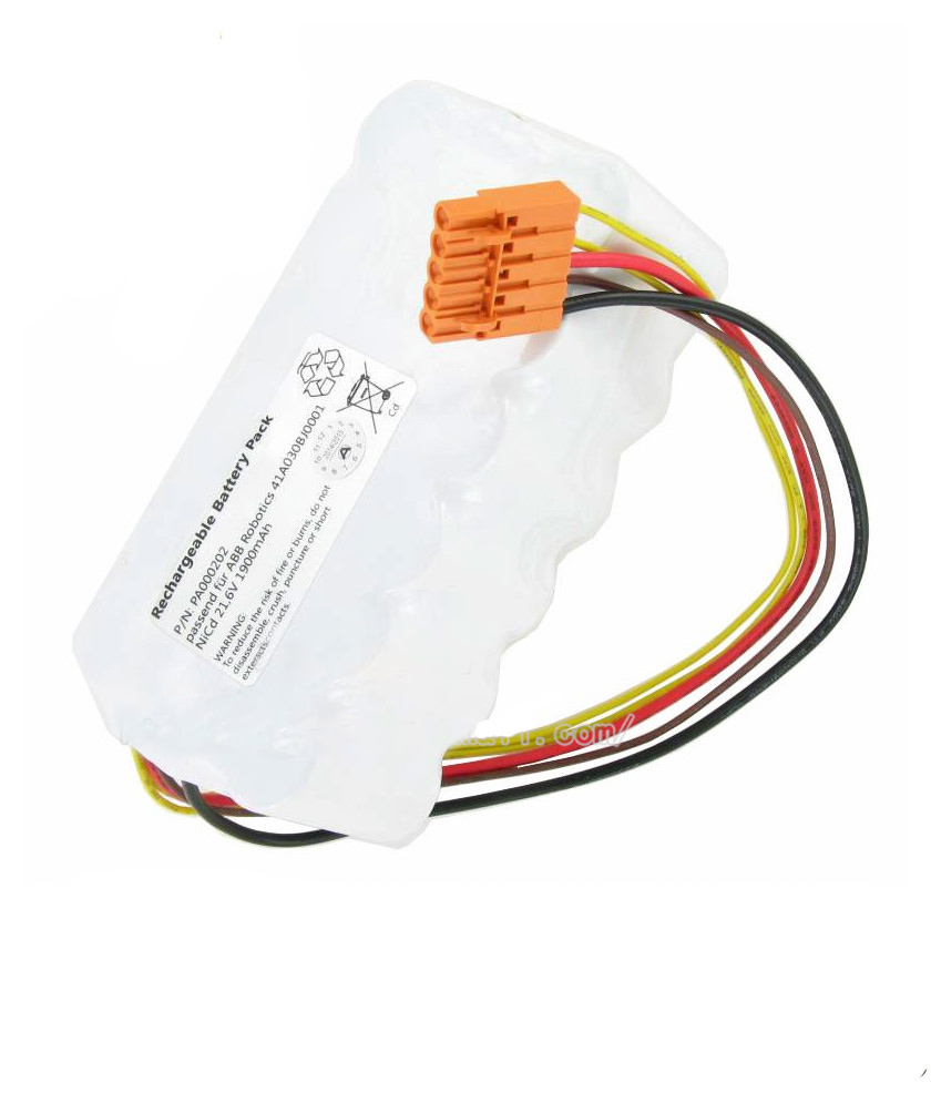 New For ABB Robot 3HAC5105-1, 41A030BJ0001, 3HAC5105-1 3HNE03277-1 CPU Battery Free Tracking for abb 3hab2038 1 s3 s4