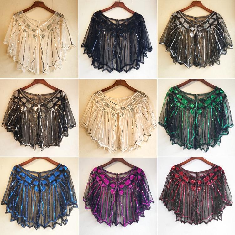 Летняя вязаная кружевная сетчатая накидка ручной работы, болеро, кардиган с вышивкой, женские короткие топы, шарф, женская накидка