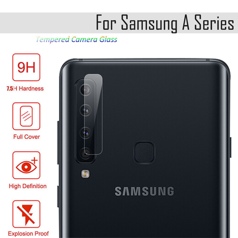 Back Camera Lens Tempered Glass For Samsung Galaxy A7 A9 2018 A50 A10 A20 A30 A70 M10 M20 M30 Screen Protector Protective FilmBack Camera Lens Tempered Glass For Samsung Galaxy A7 A9 2018 A50 A10 A20 A30 A70 M10 M20 M30 Screen Protector Protective Film