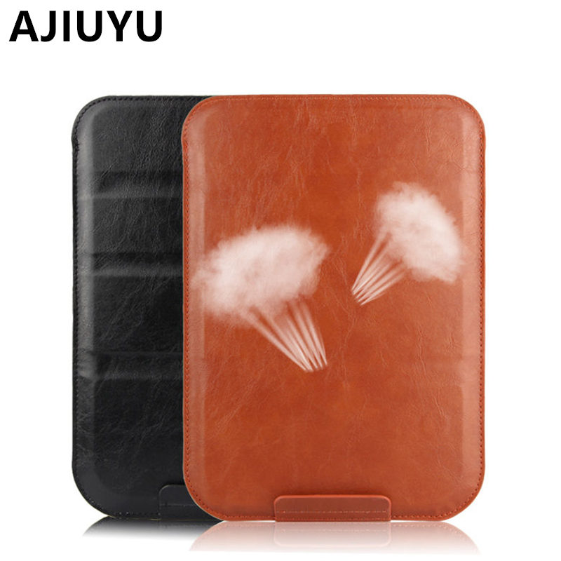 AJIUYU Case  For iPad Pro 12.9 inch 2017 Sleeve PU Leather Protective shell For Apple iPadPro 12.9 New2017 Smart Cover Protector back shell for new ipad 9 7 2017 genuine leather cover case for new ipad 9 7 inch a1822 a1823 ultra thin slim case protector