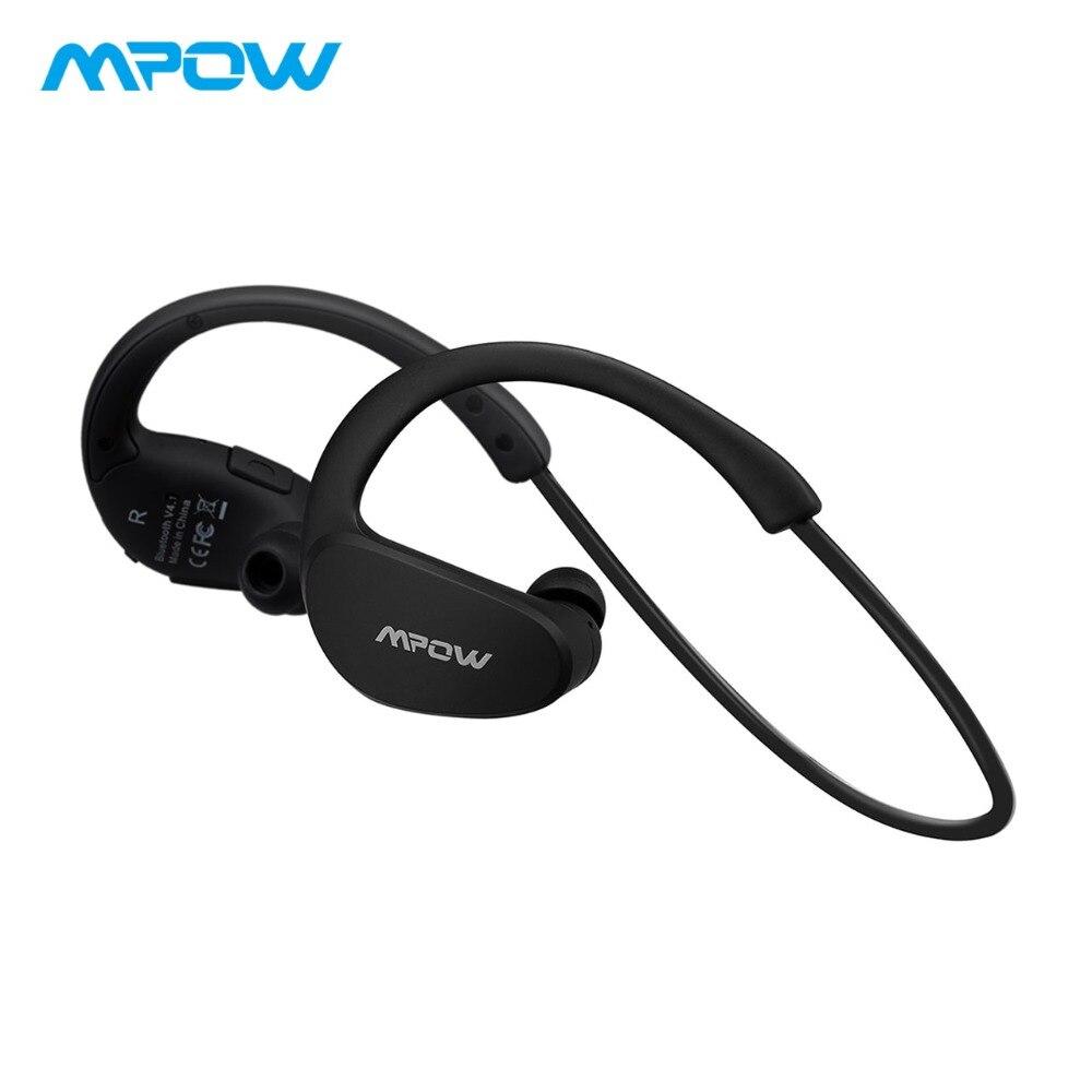 Originale Mpow Ghepardo Bluetooth Cuffie Auricolari Senza Fili Portatile Impermeabile Auricolare Sport Cuffie Con Microfono e AptX Stereo