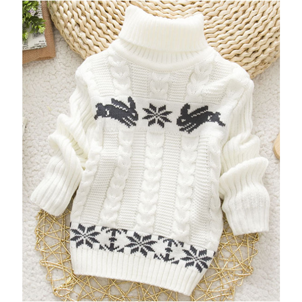 2017 new winter kids infant baby cartoon sweater girls. Black Bedroom Furniture Sets. Home Design Ideas