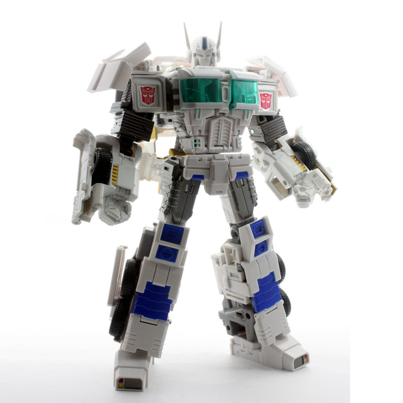 (IN STOCK) Toys SND-02 KIT FOR CW WHITE OPTIMUS PRIME
