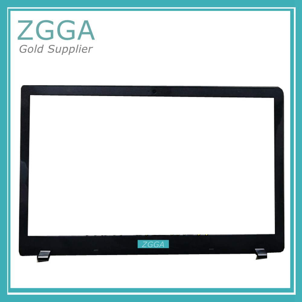 GENUINE NEW Laptop LCD Front Bezel For Samsung NP 500R5H 500R5K Screen Frame Replace Shell BA98
