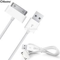 Cherie 1M 30 Pin USB Daten Kabel Ladegerät Für iPhone 4 4s 3GS 3G iPad 1 2 3 iPod Für iPhone 4s Kabel Lade Chargeur Zubehör