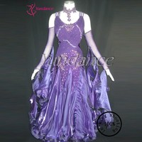 B 1020 competition ballroom dress china