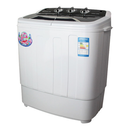 Freeshipping 240w Power Mini Washer Can Wash 4.0kg Clothes+120power 2kg Dryer Twin Tub Top Loading Wahser&dryer Semi Automatic
