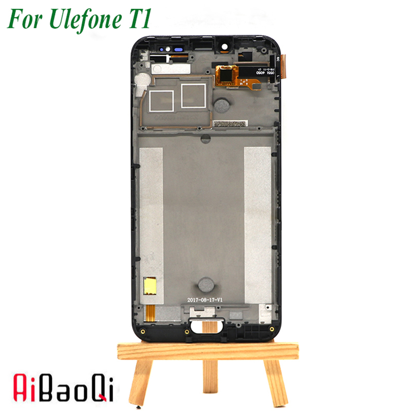 AiBaoQi New Original For 1920X1080 LCD Display 5 5 inch Touch Screen Frame Assembly Repair Part