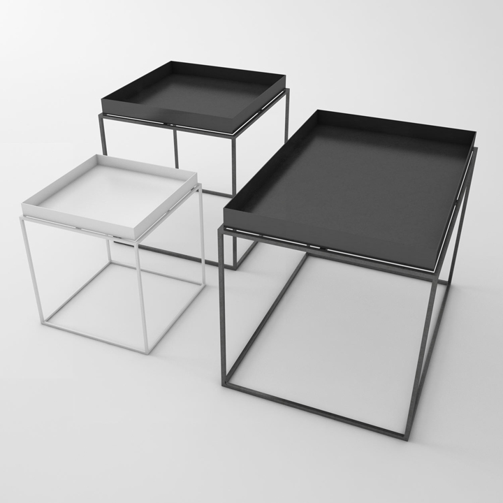 Modern Design Metal Steel Tray Table Modern Loft Tea Side Table Association  Tea Coffee Table Minimalism Design Side Table 3 Size In Coffee Tables From  ...
