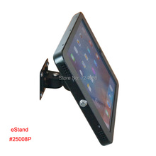 for ipad Pro 12.9″  security wall mount display on shop mounting lock bracket holder support with anti-theft enclosure