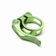 Mtb Bike Quick Release Seat Post Clamp 31.8 mm Bicycle SeatPost Clamp leadxus carbon fiber alloy seatpost clamp bike seat post clamp bicycle seatpost clamp 34 9mm 31 8mm for 31 6mm 27 2mm seat post