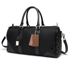 Top Quality Large  Business Bag Versatile Luggage Duffle Travel Bag Luxury First Layer men's travel bags Luggage FB0078