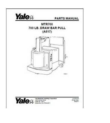new yale all wiring diagrams and service manuals pdf 2018 full set rh aliexpress com