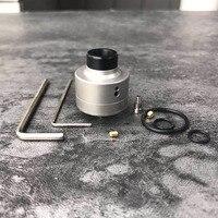 YFTK Хаку Venna стиль RDA ввиду капает распылителя с BF Pin 316 нержавеющая сталь 22 мм Диаметр пара распылитель
