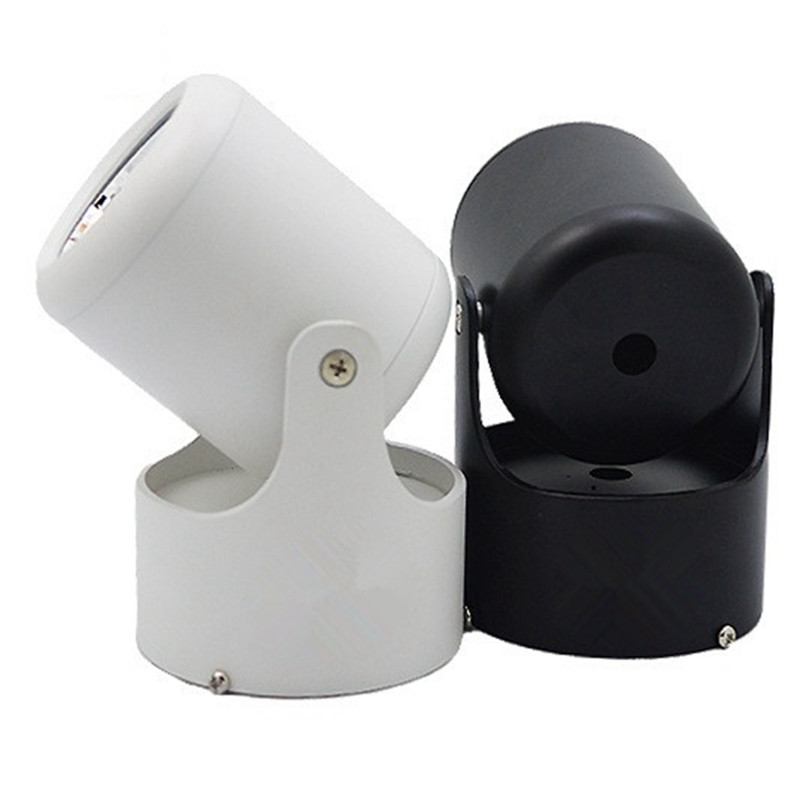 Новое поступление! 10 вт 20 вт COB светодиодный светильник s поверхностного монтажа потолочный точечный светильник вращение на 180 градусов потолочный светильник AC85-265V