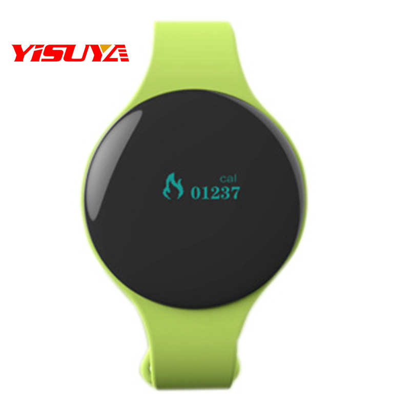 X8 Smart Watch for Ios Android Anti-lost OLED Pedometer Distance Health Sport Bracelet Silicone Round Smartwatch Candy Color Men