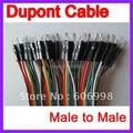 40 unids en Fila Macho a Macho Cable Dupont