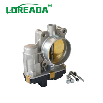 LOREADA Throttle body Assembly for GMC Buick 12606260  RME58-2 Electronic 12606260 RME58-2 Bore size 58mm