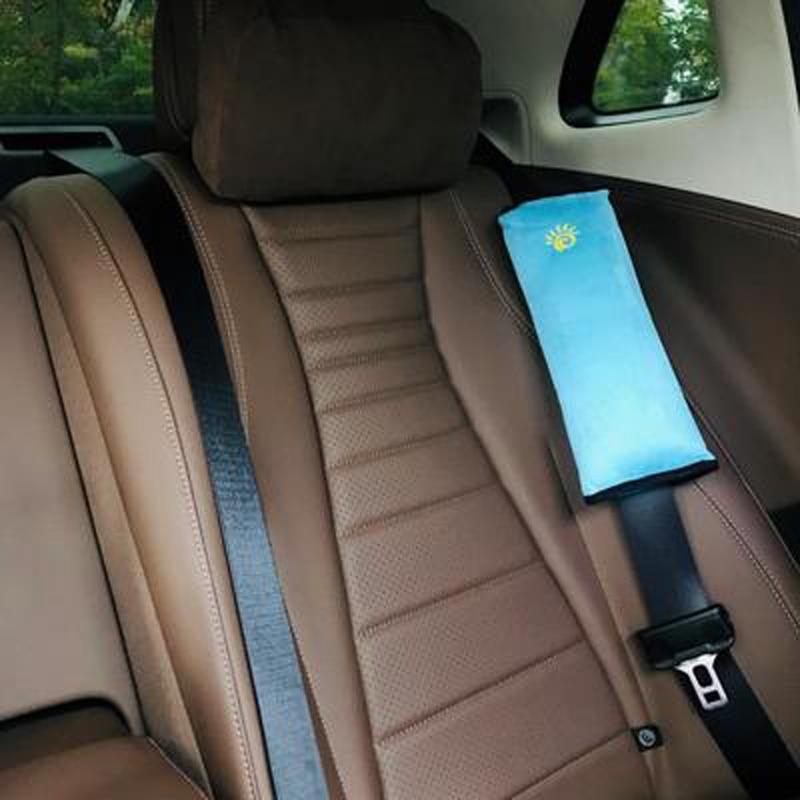 Seat Belts & Padding Car Seat Belt Pillow Protection Shoulder Pad For Chevrolet Cruze Trax Aveo Lova Sail Epica Captiva Malibu Volt Camaro Cobalt Aromatic Flavor