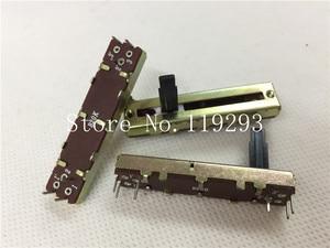 Image 2 - [BELLA] 45MM 4.5 cm mixer double potentiometer SC 302G B10K B20K B50K B10KX2 B20KX2 B50KX2 with midpoint  10PCS/LOT