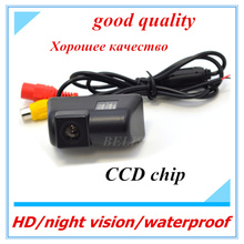 Фотография Auto Parking System Back Up Camera New 170 Degree CCD Car Reversing Rear View License Plate Camera for Ford Transit Connect