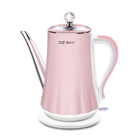 Stainless steel automatic power off insulation water kettle 1.4l electric kettle