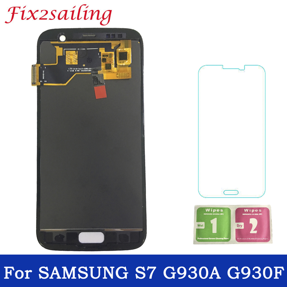 LCD For SAMSUNG Galaxy S7 G930A G930F SM-G930F LCD Display Touch Screen Digitizer Assembly 100% Tested Working LCDSLCD For SAMSUNG Galaxy S7 G930A G930F SM-G930F LCD Display Touch Screen Digitizer Assembly 100% Tested Working LCDS