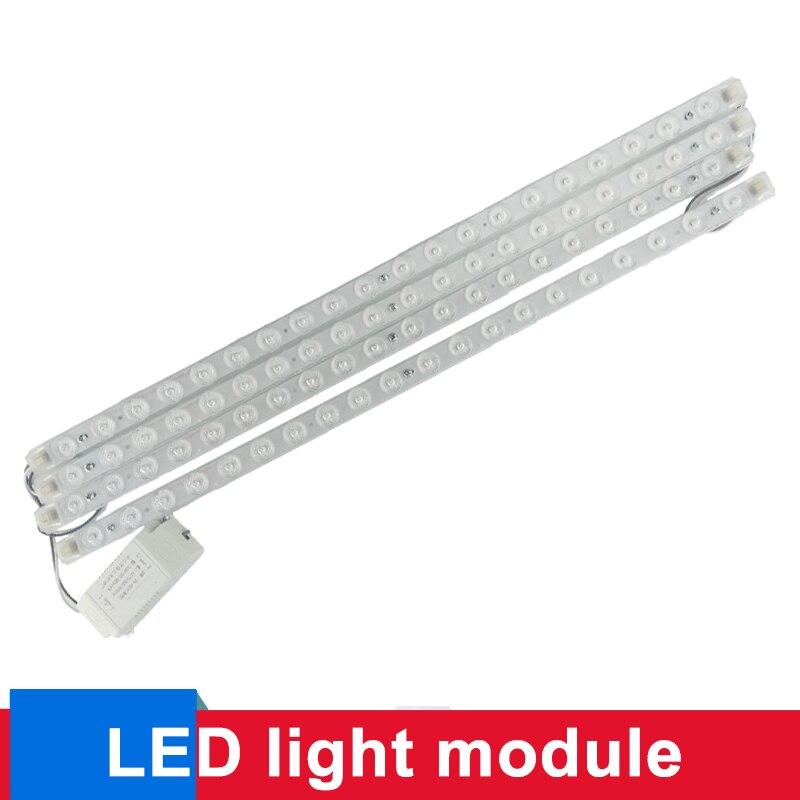 Ceiling Lamps Lighting Source LED Module Light Luminaria Ceiling AC 220V 32W 40W Ceiling Lights For Living Room Home Lighting