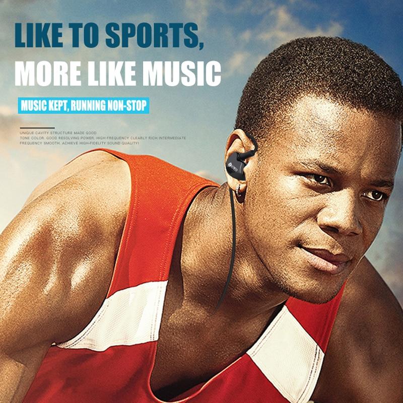 """""""Tnowes"""" sportinių ausinių ausinės su 3,5 mm """"Super Bass"""" - Nešiojami garso ir vaizdo įrašai - Nuotrauka 5"""