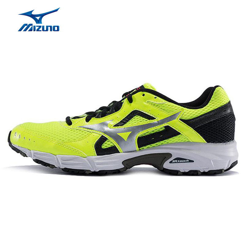 MIZUNO Men EMPOWER 3 Mesh Breathable Light Weight Cushioning Jogging Running Shoes Sneakers Sport Shoes K1GR160970 XYP289 point break children weight running shoes men breathable mesh jogging shoes tide travel shoes